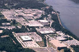 IBM Poughkeepsie is located in New York's Hudson Valley (Photo Credit: IBM)