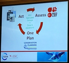 IUCN / CPSG One Plan Approach